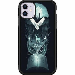 Apple iPhone 11 Soft Case (Svart) Harry Potter
