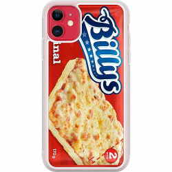 Apple iPhone 12 Soft Case (Frostad) Pizza