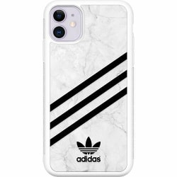 Apple iPhone 11 Soft Case (Vit) Fashion
