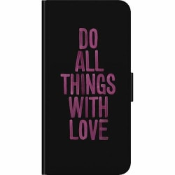 Samsung Galaxy S20 Fodralväska Do All Things With Love