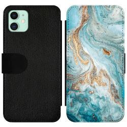Apple iPhone 11 Wallet Slim Case Magic Marble