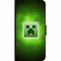 OnePlus 7T Pro Fodralväska MineCraft Rainbow