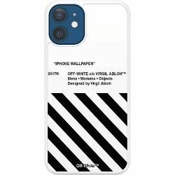 Apple iPhone 12 Hard Case (Vit) White Off