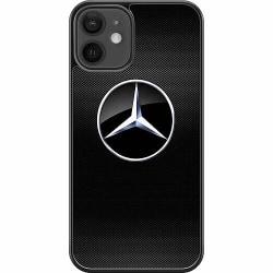 Apple iPhone 12 mini Hard Case (Svart) Mercedes