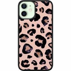 Apple iPhone 12 mini Soft Case (Svart) Pretty Leo
