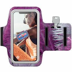 Apple iPhone 12 Träningsarmband / Sportarmband -  Amethyst Avis