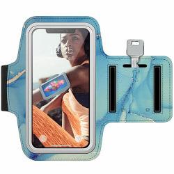 Apple iPhone 12 Träningsarmband / Sportarmband -  Aureum Sorbet