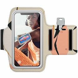 Huawei Acsend Y550 Träningsarmband / Sportarmband -  Beiges B