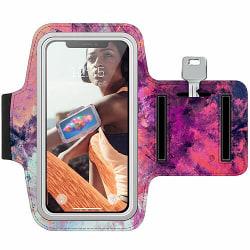 Sony Xperia Z2 Träningsarmband / Sportarmband -  Keep Painting