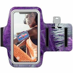 Sony Xperia Z2 Träningsarmband / Sportarmband -  Lilac Tincta