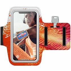 Apple iPhone 6 / 6S Träningsarmband / Sportarmband -  Oily Veins