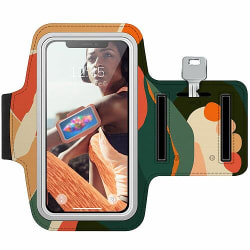 Sony Xperia XZ2 Träningsarmband / Sportarmband -  Retro x300
