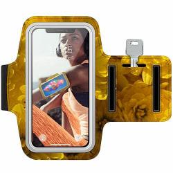 Sony Xperia XZ2 Träningsarmband / Sportarmband -  Yellowy. Kinda