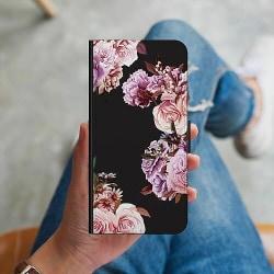 Apple iPhone 12 Plånboksskal Blommor