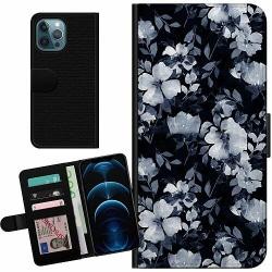 Apple iPhone 12 Pro Billigt Fodral Blommor