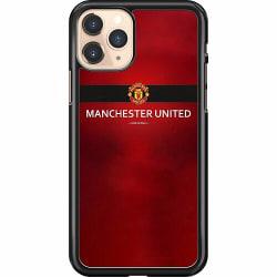 Apple iPhone 11 Pro Hard Case (Svart) Manchester United