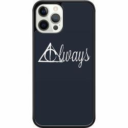 Apple iPhone 12 Pro Hard Case (Svart) Harry Potter