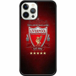 Apple iPhone 12 Pro Hard Case (Svart) Liverpool