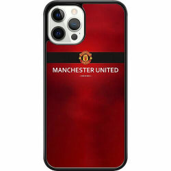 Apple iPhone 12 Pro Hard Case (Svart) Manchester United