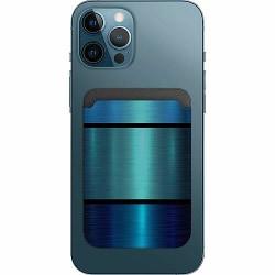 Apple iPhone 12 Pro Max Korthållare med MagSafe -  Blå