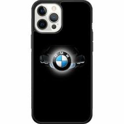 Apple iPhone 12 Pro Max Soft Case (Svart) BMW