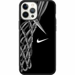 Apple iPhone 12 Pro Max Soft Case (Svart) Fashion