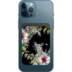 Apple iPhone 12 Pro Max Plånbok med MagSafe -  Flower star