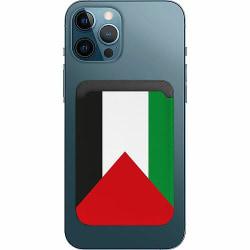 Apple iPhone 12 Pro Max Plånbok med MagSafe -  Palestina Flagga