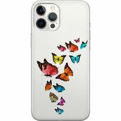 Apple iPhone 12 Pro Max Thin Case Fjärilar