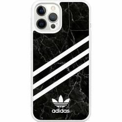 Apple iPhone 12 Pro Max Soft Case (Vit) Fashion