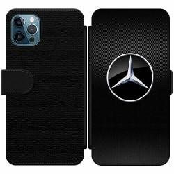 Apple iPhone 12 Pro Max Wallet Slim Case Mercedes
