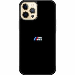 Apple iPhone 12 Pro Soft Case (Svart) BMW