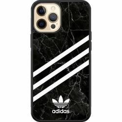 Apple iPhone 12 Pro Soft Case (Svart) Fashion
