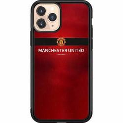 Apple iPhone 11 Pro Soft Case (Svart) Manchester United