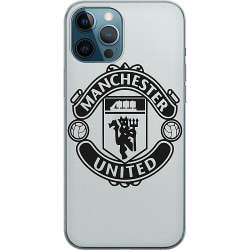 Apple iPhone 12 Pro Thin Case Manchester United