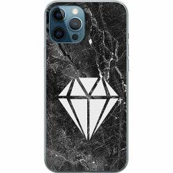 Apple iPhone 12 Pro Mjukt skal - Diamond