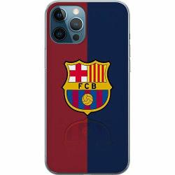 Apple iPhone 12 Pro Mjukt skal - FC Barcelona