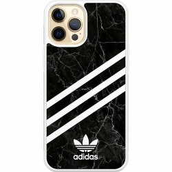 Apple iPhone 12 Pro Soft Case (Vit) Fashion