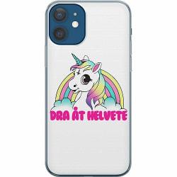 Apple iPhone 12 Thin Case Unicorn