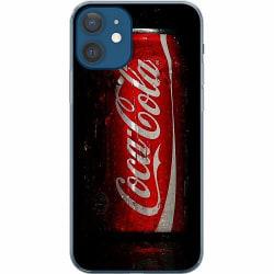 Apple iPhone 12 Mjukt skal - Cola