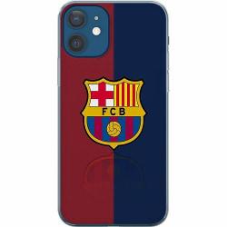 Apple iPhone 12 Mjukt skal - FC Barcelona