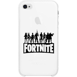 Apple iPhone 4 / 4s Firm Case Fortnite
