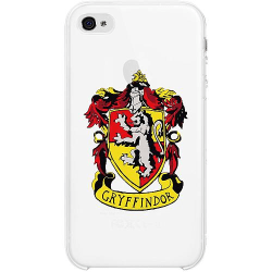 Apple iPhone 4 / 4s Thin Case Harry Potter - Gryffindor