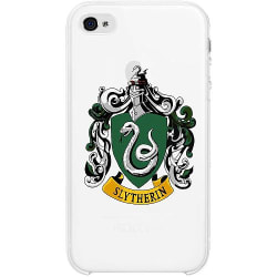 Apple iPhone 4 / 4s Thin Case Harry Potter - Slytherin