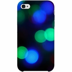 Apple iPhone 4 / 4s Thin Case All Of The Lights