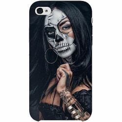 Apple iPhone 4 / 4s Thin Case Día de Muertos