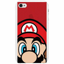 Apple iPhone 4 / 4s Thin Case Mario