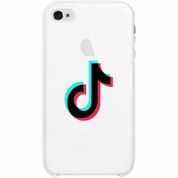 Apple iPhone 4 / 4s Thin Case TikTok