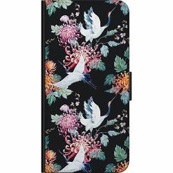 Samsung Galaxy S10e Fodralväska Botanical Birds