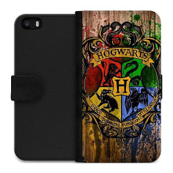 Apple iPhone 5 / 5s / SE Wallet Case Hogwarts